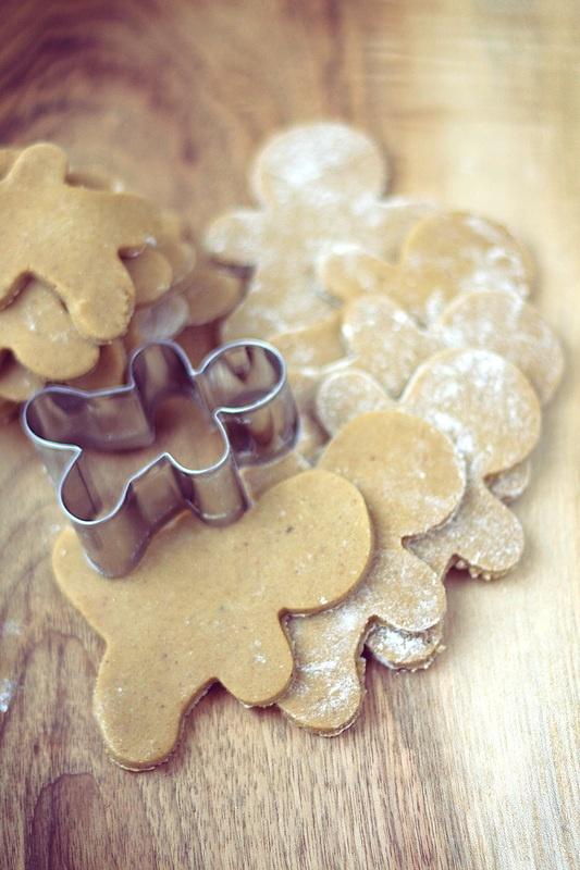 Christmas Food - Gingerbread People