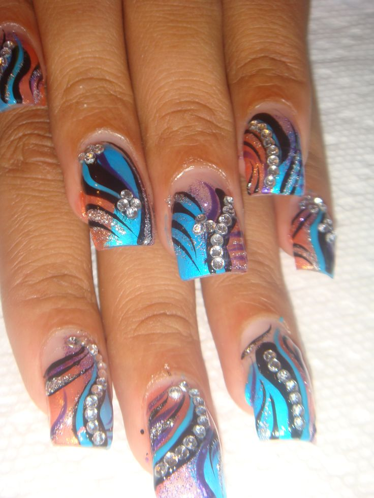 17 best Projects to Try images on Pinterest | Nail art designs ...