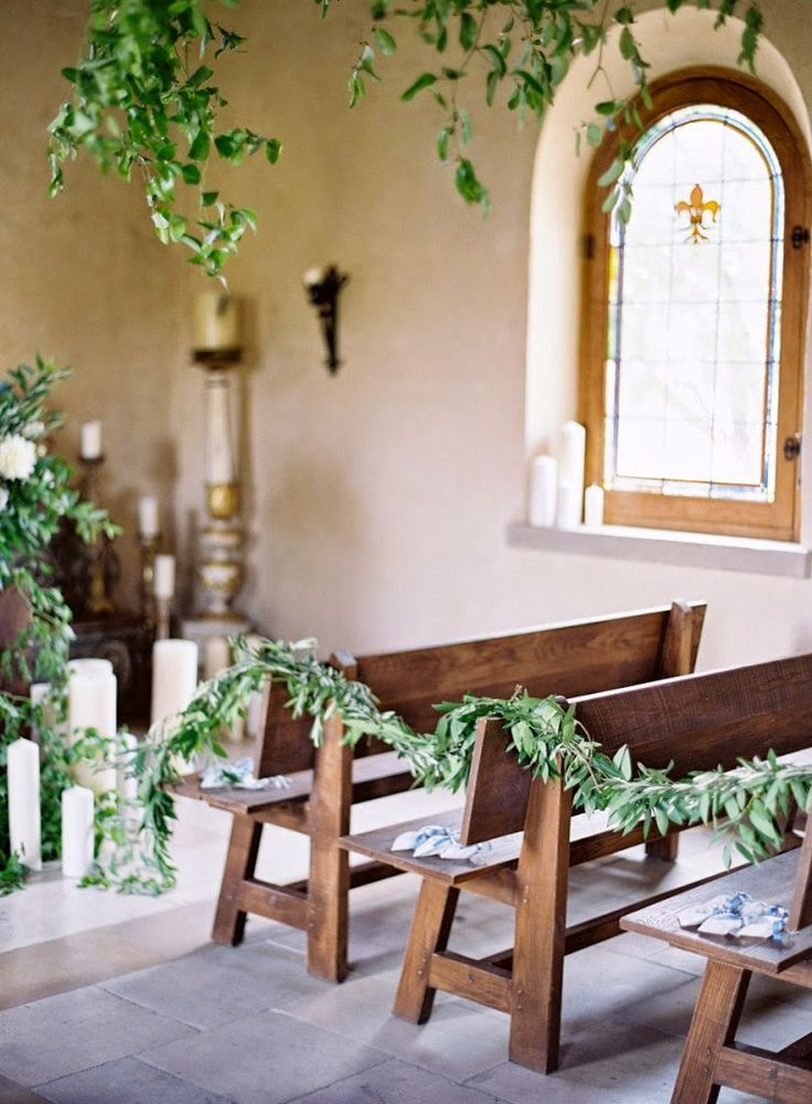 Una ceremonia con mil velas Ceremonia, Decoración, Hoy nos gusta, Lo más chic - Confesiones de una Boda