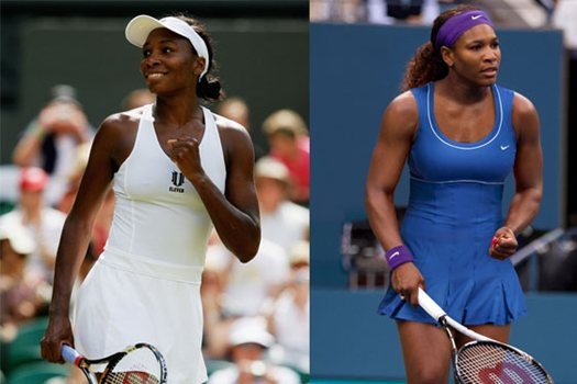 The Williams Sisters Come to South Africa