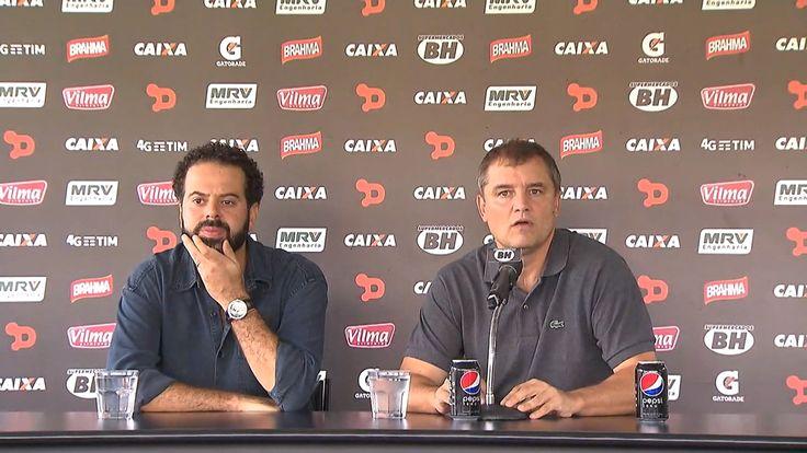 Diego Aguirre pede para sair do Galo: desejo surgiu antes da final do Mineiro #globoesporte