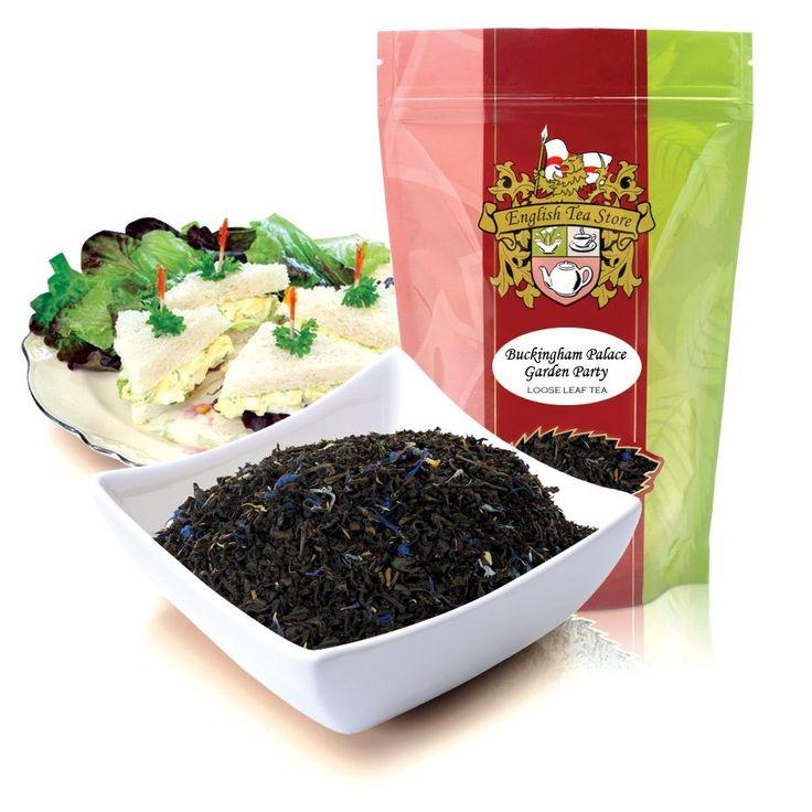 Buckingham Palace Garden Party Tea - Loose Leaf