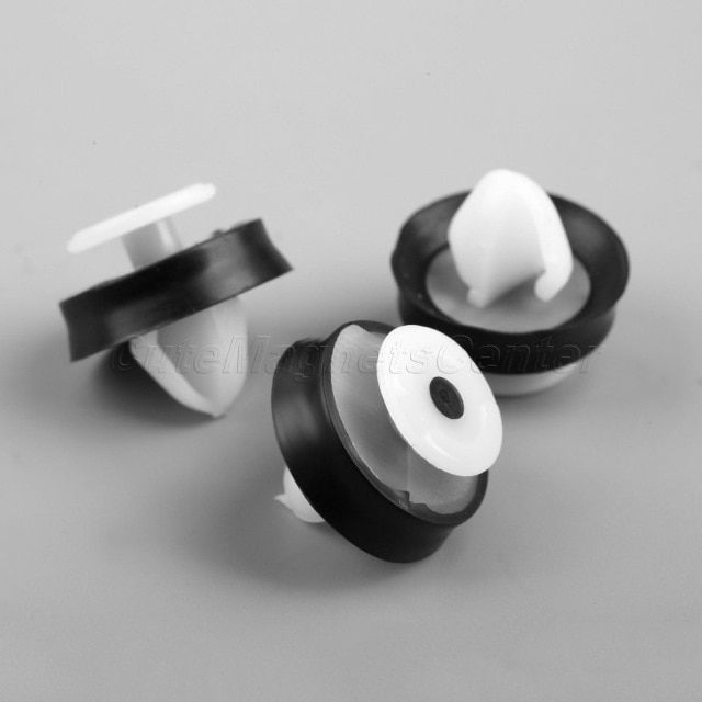 Citroen corps toiture//pare-brise pilier /& A-PILLAR TRIM PANEL Rivet Clips