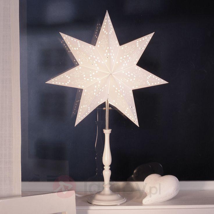 Stojąca papierowa gwiazda ROMANTIC MINI STAR 1522762