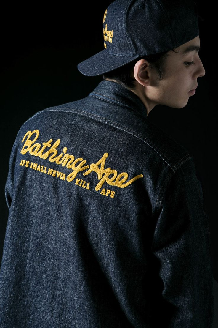 BAPE.COM | A BATHING APE LOOKBOOK