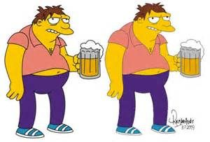 simpsons barney - Bing Images