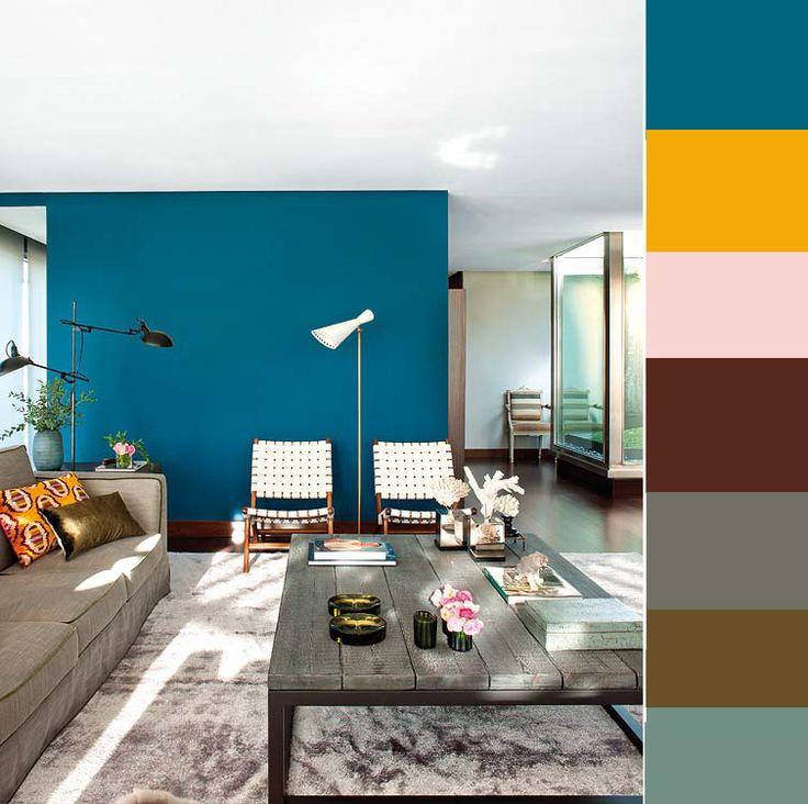 Paleta de cores | Azul