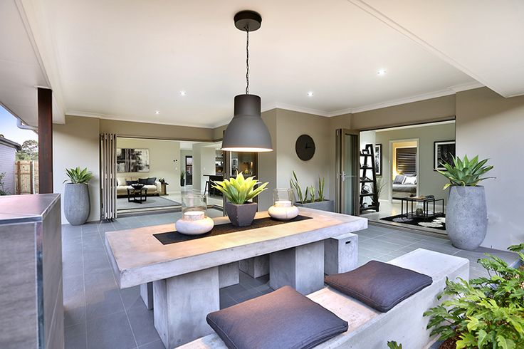 Stunning kitchen design with butler's pantry. Stylish. Intelligent planning. The Galleria 360 on display, #GJBrisbaneNorth #GJQLD. Click here for more info: http://www.gjgardner.com.au/offices/brisbane-north-105/display-homes/galleria-360-342.aspx