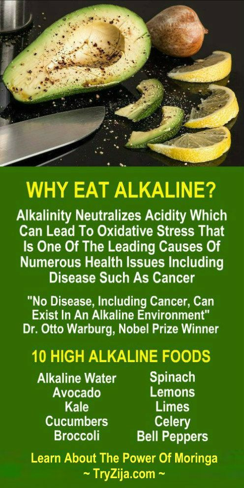 WHY EAT ALKALINE & TOP ALKALINE FOOD SOURCES. Are …