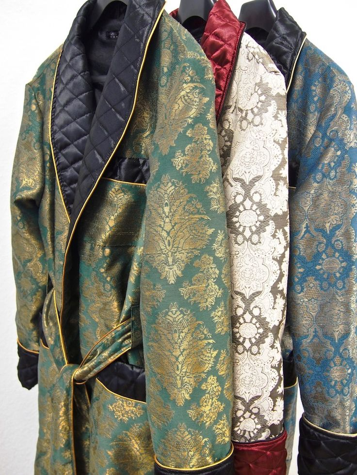 9 best Men\'s Victorian Dressing Gowns images on Pinterest