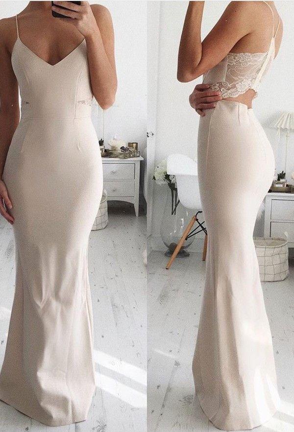 lace prom dresses,spaghetti strap prom dresses,long prom dresses,elegant prom dresses ,mermaid prom dresses @simpledress2480