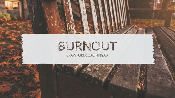 Burnout is definitely a thing. I was off work for about a month in 2013 for burnout and I was only 23 years old.