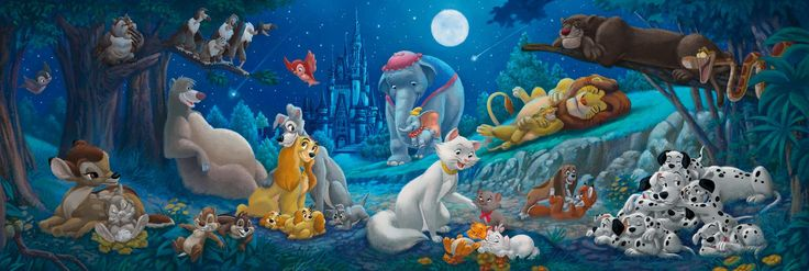 Clementoni Puzzle 1000 Teile Disney: Süße Nacht (39245) in Spielzeug, Puzzles & Geduldspiele, Puzzles   eBay