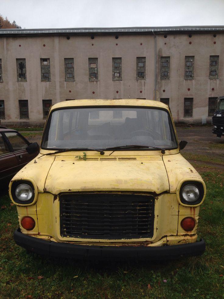 Dark Mine car