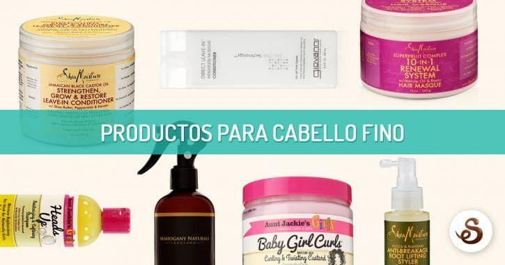 Recopilación de los productos para pelo fino que mejor os han ido funcionado A partir de ahora tu cabello y tú haréis las paces :) ¡Toma nota!