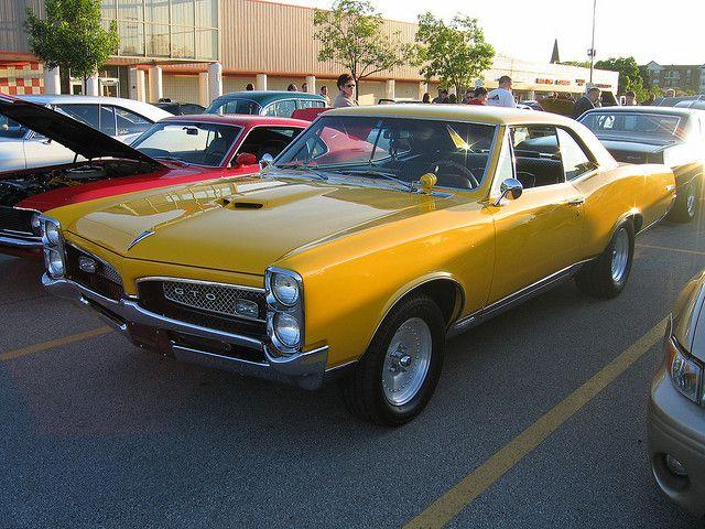 1967 GTO | 1967 GTO (Goat) | Flickr - Photo Sharing!