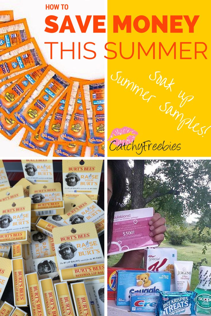 Bring on the Summertime; we're ready for Summer Samples! Join our members and explore the best brand-name samples, freebies and coupons online! Plus gain access to members-only giveaways, tips on frugal living, and more! Sign up and start finding offers today! #SoakUpSamples