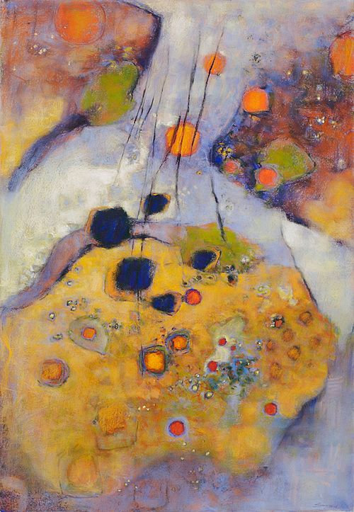 Studio Blog — Rick Stevens Art - find more from the artist at Hunter Kirkland Contemporary in Santa Fe, NM http://www.hunterkirklandcontemporary.com/artists/rick-stevens/