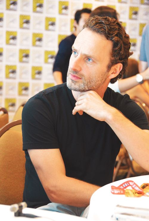 Andrew Lincoln - Happy 41st birthday today, September 14th.