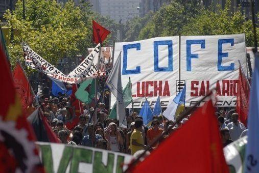 Trabajadores de Uruguay realizan paro general parcial