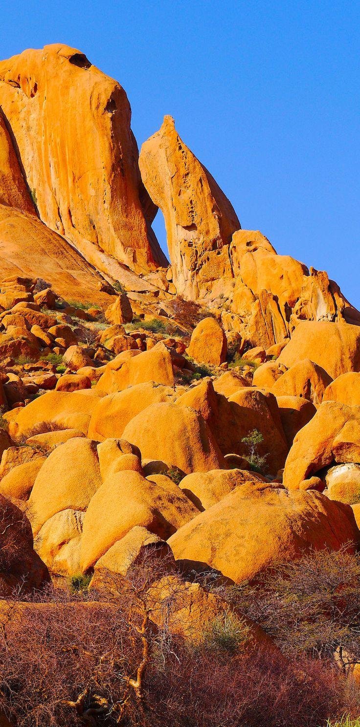 #Mountain #Hiking #Spitzkoppe #Namibia #travel