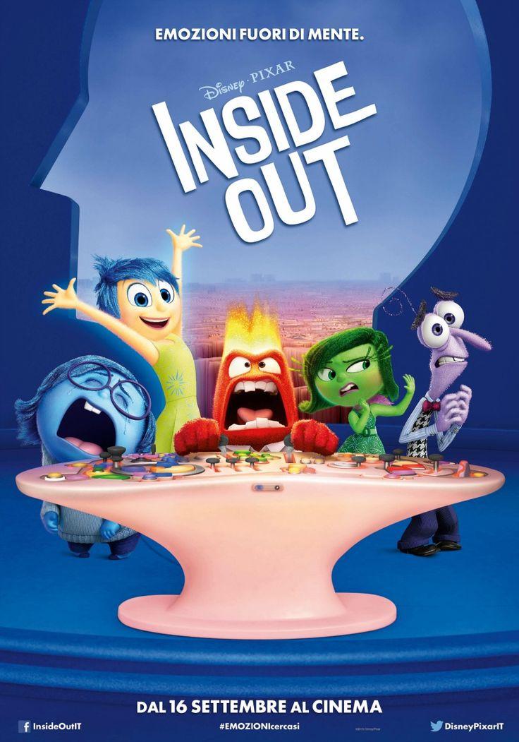 Inside Out, dal 16 settembre al cinema.