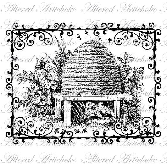 66 besten bienenkorb bilder auf pinterest bienen honig und bienenhaltung. Black Bedroom Furniture Sets. Home Design Ideas