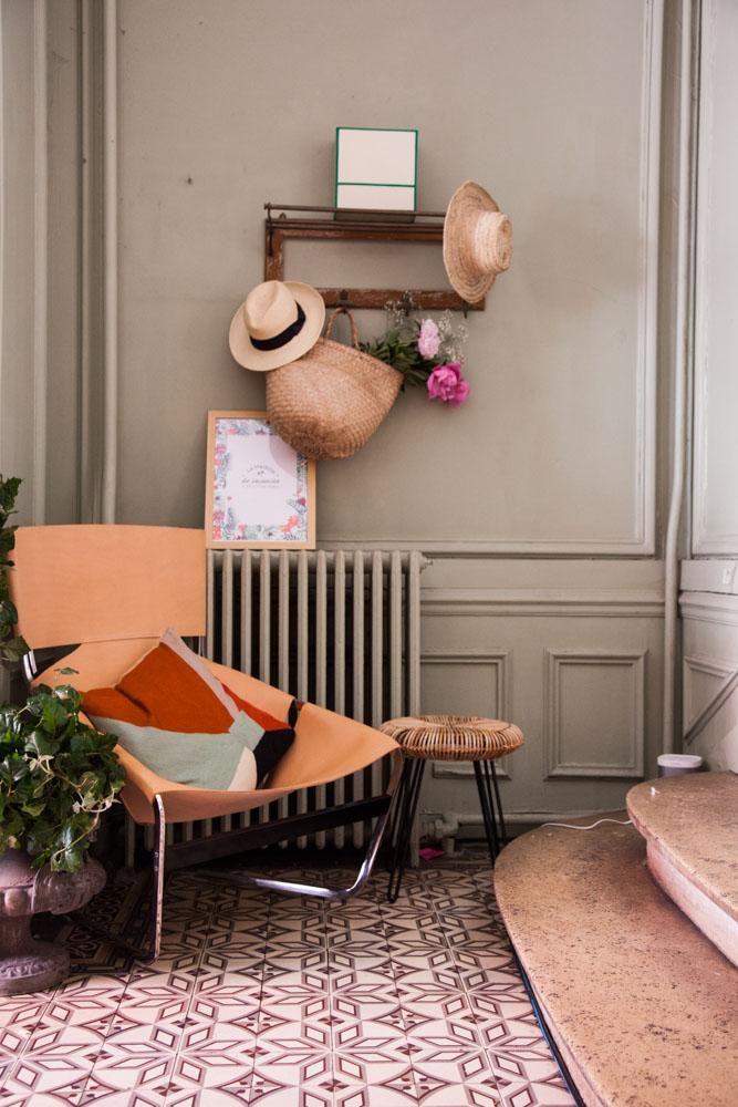 Dans la maison de vacances My Little Paris -★- entryway