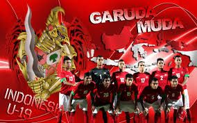 great young team from Indonesia