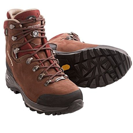 Lowa Albula Gore-Tex® Backpacking Boots -  Waterproof (For Women) in Brown Need to look for it in an 11
