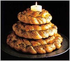 Ukrainian Christmas Bread