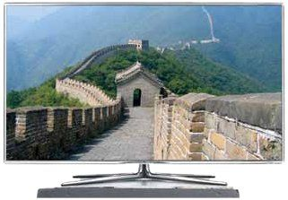 Samsung UN46D7900 46-Inch 1080p 240HZ 3D LED HDTV (Silver) [2011 MODEL] $2,599.99 $1,399.00 (as of July 6, 2014, 7:35 pm) 3D Glasses not included in box, must be purchased as optional accessory Auto Motion Plus 240Hz with Clear Motion Rate Full HD 1080p resolution
