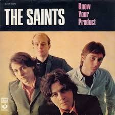 Ed Kuepper - in The Saints days.