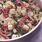 Een heerlijk recept: Aardappelsalade met spekjes