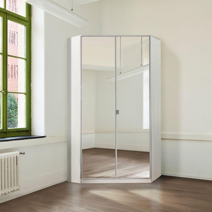 Oltre 25 fantastiche idee su specchio bianco che ti - Armadio a specchio ikea ...