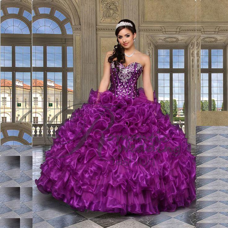 Mejores 46 imágenes de quinceanera dress en Pinterest | Quinceanera ...