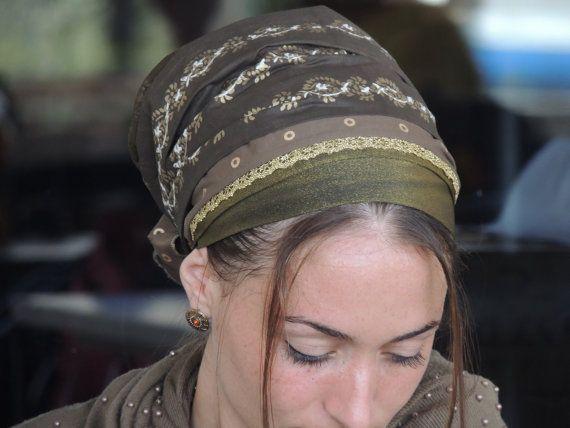 303 besten **Hair: Tichel, Wrap, Headcoving, Veil Bilder auf ...