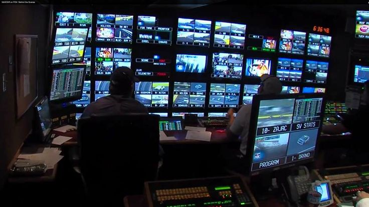 Video: Go behind the scenes with the NASCAR on FOX television crew | FOX Sports on MSN