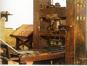 Johannes Gutenberg Inventions   Printing, Chinese ...