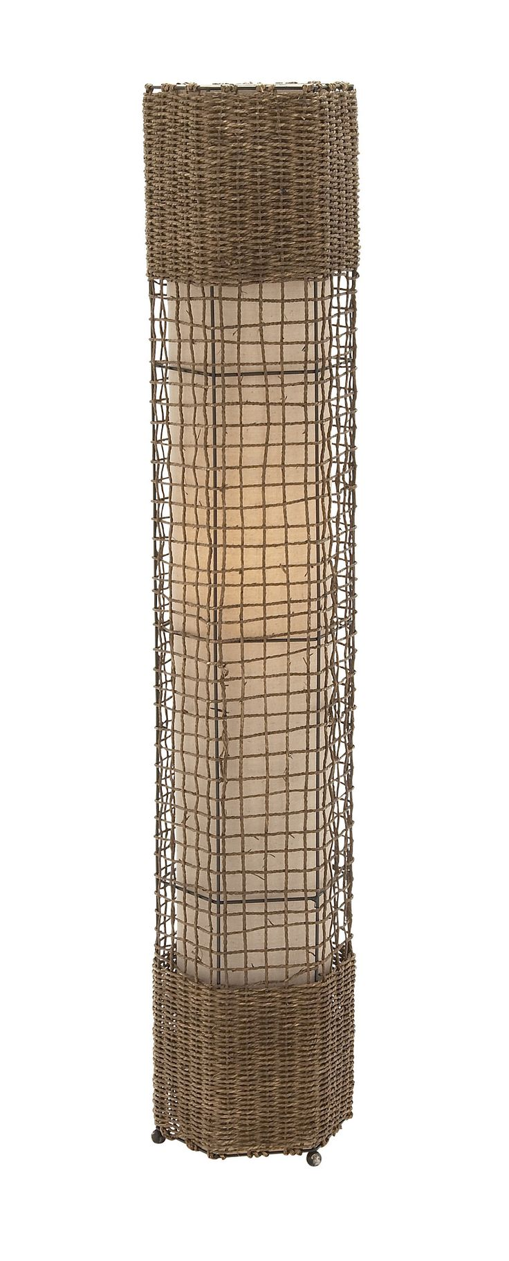 The 25 Best Rattan Floor Lamp Ideas On Pinterest Brass Table Lamps Metal Floor And