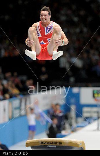 Antwerp, Belgium. 06th Oct, 2013. World Championship Gymnastics. Individual Apparatus Finals Kristian Thomas GBR © ALAN EDWARDS/Alamy Live News
