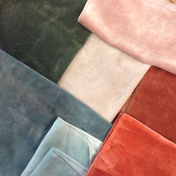 We're trying to narrow down the colours of our next velvet cushion collection. I think we're almost there... Gahhh, it's so hard to cho...