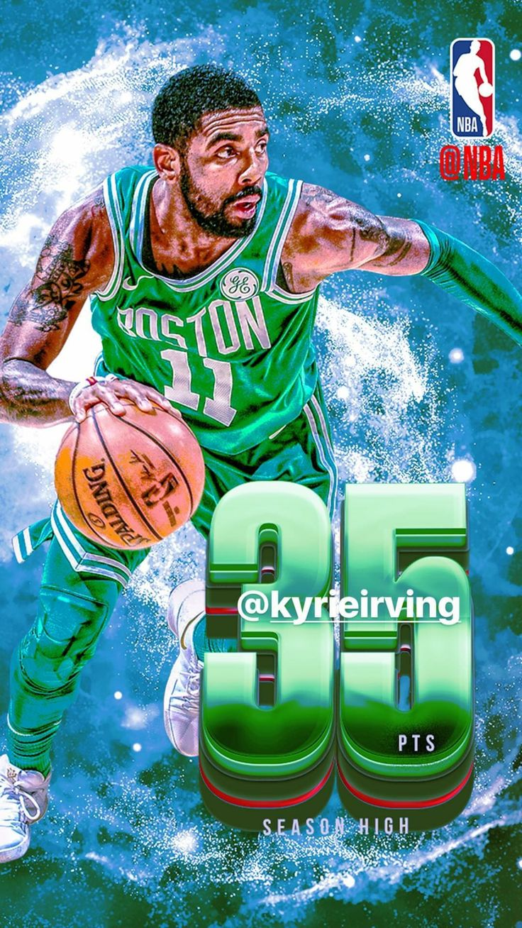 Kyrie Irving scores a season high of 35 points