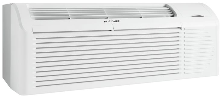 "Frigidaire FRP15PTV2A 15000 BTU 230/208V 42"" Packaged Terminal Air Conditioner Heat Pump (PTHP) w/5kw 20amp Electric Heat Backup-Sea Coast Protected"