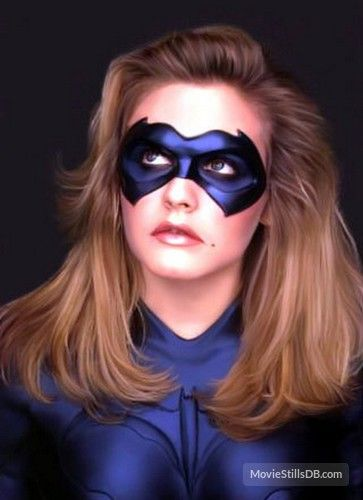 Batman And Robin - Promo shot of Alicia Silverstone