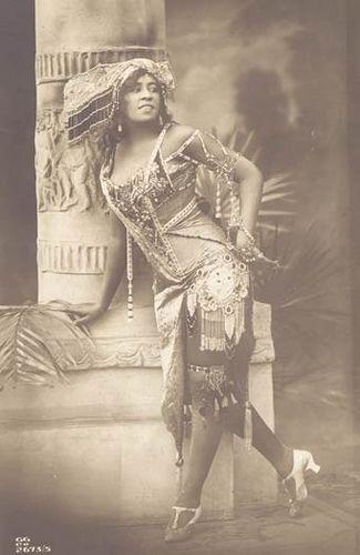 Saidie Sellyna, ca. 1919