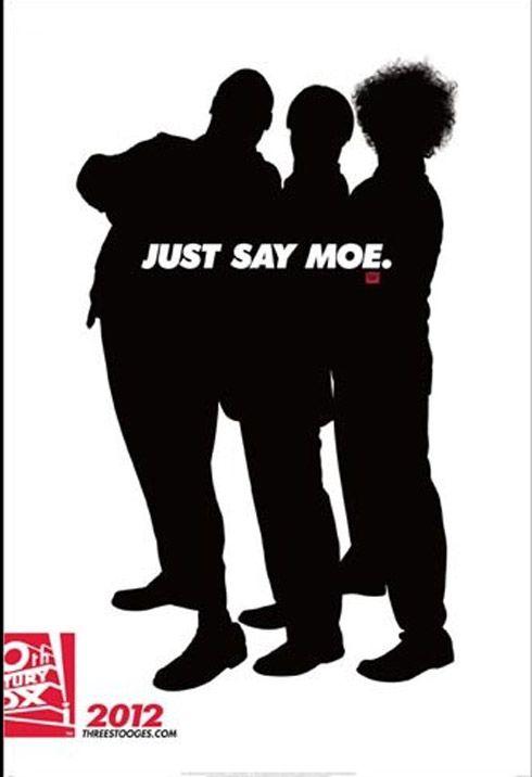 Filme Os Três Patetas: Poster teaser