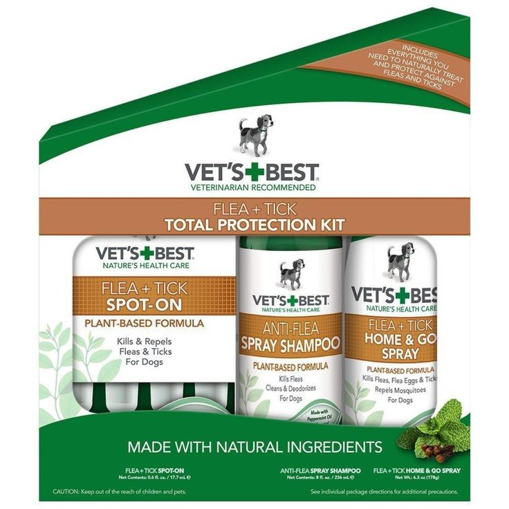"""Vet""""s Best Mosquito Repellent Spray for Dogs & Cats, 8 fl"""