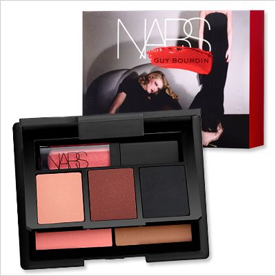 NARS' GUY BOURDIN COLLECTION CRIME OF PASSION PALETTE $59; narscosmetics.com starting November 1.