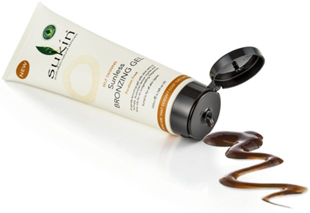 Roadtested: Sukin Sunless Bronzing Gel  | feature beauty 2 sponsored  picture